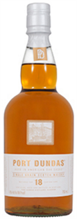 Port Dundas Scotch Single Grain 18 Year 750ml